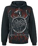 Slayer Black Eagle Hooded zip black L