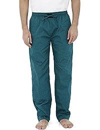 London Bee Men's Cotton Poplin Printed Pyjama/ Lounge Pant MPLB0117