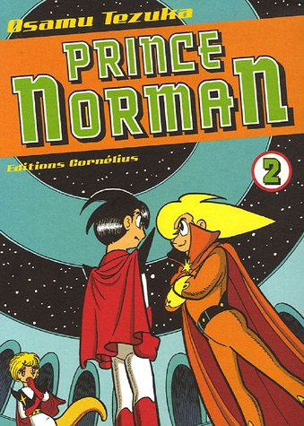 Prince Norman Edition simple Tome 2