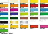 URSUS Plakatkarton, B680 x H960 mm, weiß 4008525507949