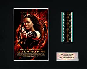 The Hunger Games: Catching Fire (8x10) Film Cell