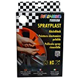 Dupli Color 388163 DC Sprayplast-Set, 2 x 400 ml, Transparent Glanz