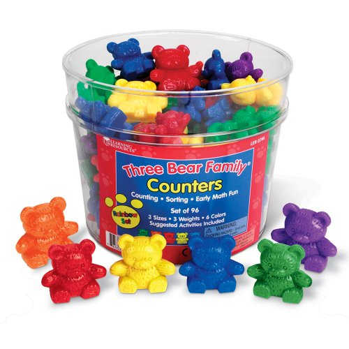learning-resources-three-bear-family-counter-set-rainbow-set-of-96-6-colours