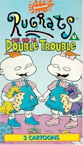 Rugrats - Phil And Lil - Double Trouble