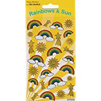Paper Projects Rainbows Sparkle Stickers