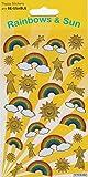Regenbogen und Sun Fun Foiled Re-Aufkleber Nutzbare 01.70.04.004