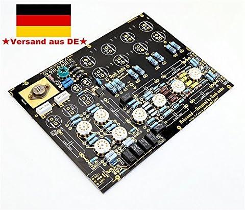 nobsound® HI End Note KSL Audio Kondo M77Line and Phono Amp Valve Tube preamplifier DIY Kit préamplificateur Phono