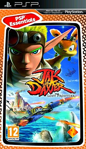 SCEE Jak and Daxter: The Lost Frontier (Essentials) /PSP