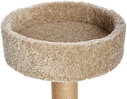 Amazon Basics Cat Tree with Scratching Posts - Large 3