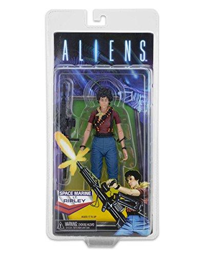 Alien Figura de acción Ellen Ripley iniciados Tribute (H: 18cm), transportable de plástico 4
