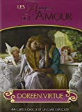 Les Anges de l'Amour : 44 cartes oracle et un livre explicatif