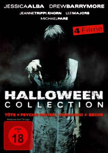 Halloween Collection (Töte, Psycho House, Paranoid, Sechs)
