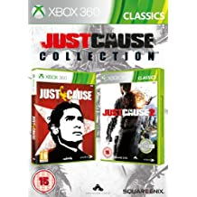 Just Cause Collection (Xbox 360) [Import UK]