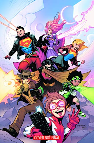 Young Justice Vol. 1: Gemworld (Young Robin Justice)