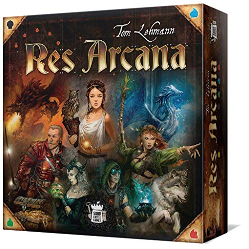 Res Arcana, Español