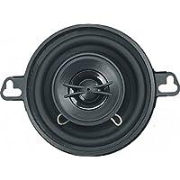 Excalibur Lautsprecher X132 13cm 600 Watt inkl Einbauset f/ür Opel Corsa C X01 11//2000-10//2006 T/üren vorne