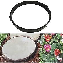 GXFC Moldes para concreto de jardín de Huevos de Ganso, adoquines, para moldes de