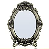 Best Pearl Floor Mirrors - Mirror of unilaterally - Desktop Portable mirrors beauty Review