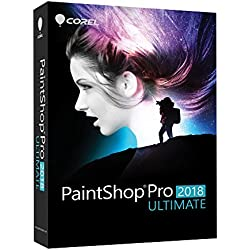 Corel PSP2018ULMLMBEU PaintShop Pro (2018) ULTIMATE ML Mini Box Software