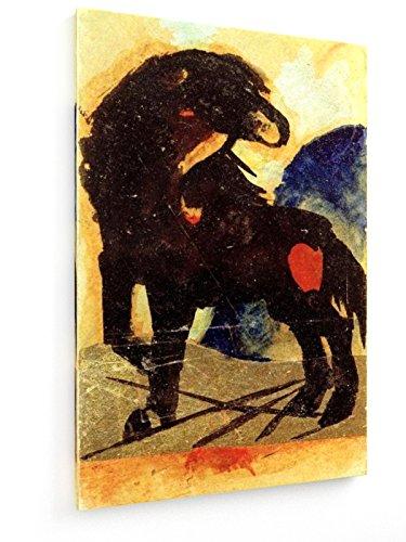franz-marc-caballito-negro-80x120-cm-weewado-impresiones-sobre-lienzo-muro-de-arte-antiguos-maestros