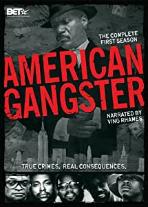 American Gangster: Complete First Season [DVD] [Region 1] [US Import] [NTSC]