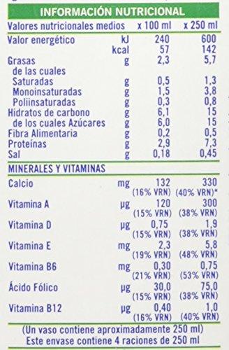 Puleva Omega 3 Leche con Almendras - 1 L