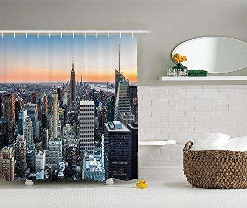 Verbessern sie ihr Badezimmer jetzt in ein einzigen schritt. Fangen sie mit diesem Duschvorhang an. Diese einzigartigen und modernen Designs mit verschiedenen, variierenden Farben passen sich jedes Badezimmer als Zubehör an. Es ist eine einfache und ...