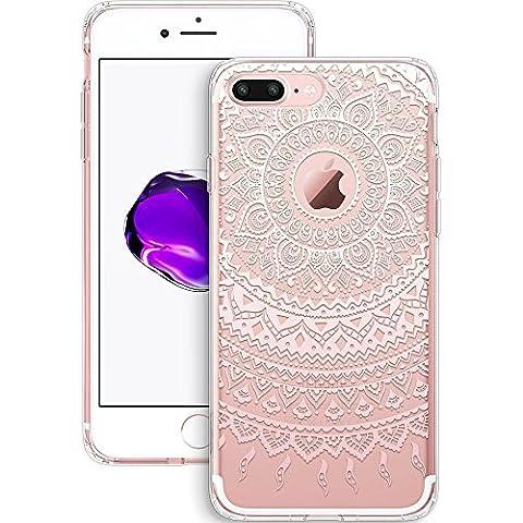 iPhone 7 Plus Funda, ESR Carcasa iPhone 7 Plus Case Cover Borde Suave + Duro Funda para iPhone 7 Plus 5.5