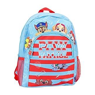 Paw Patrol Mochila de patrulla canina para niños Un tamaño Multicolor