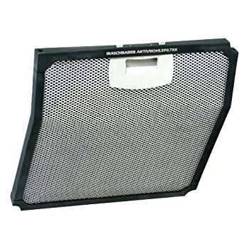 58ffe6556dece5 SILVERLINE AF 500 Aktivkohlefilter (bis zu 3 x waschbar)    Dunstabzugshaubenzubehör Filter