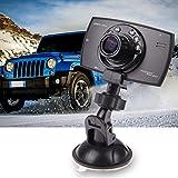 Vktech® Full HD 1080p voiture DVR écran LCD 6,9cm Crash Caméra de Tableau de Bord 140° Capteur G Vision Nocturne HDMI 96223