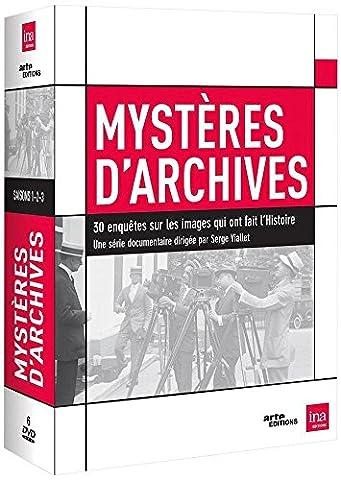 Documentaire Mysteres - Mystères d'archives - Saisons 1, 2 &