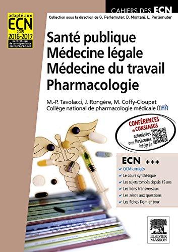 sant-publique-mdecine-lgale-mdecine-du-travail-pharmacologie