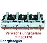 Kochplattenschalterblock 4er-Einheit YH36-1/50II 4-facher Energieregler-Schalterblock, zur stufenlosen Regulierung der Kochfeld-Kochplatten an Herden