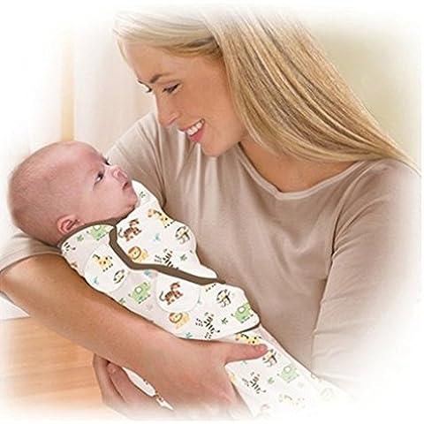 Sunny ju puro cotone Baby che riceve coperte Multicolore