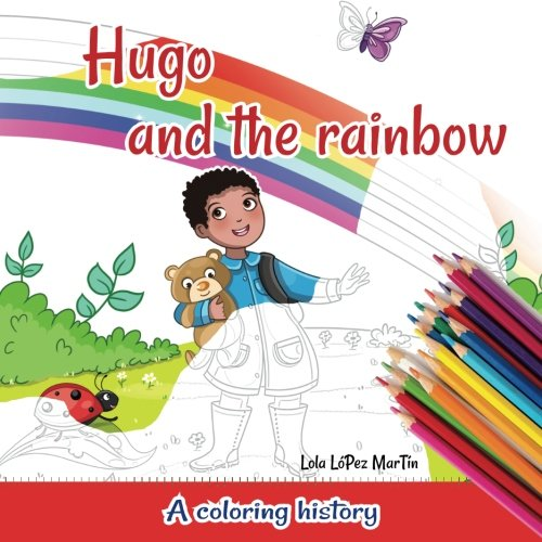 Hugo and the rainbow (Coloring book)
