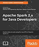 #8: Apache Spark 2.x for Java Developers