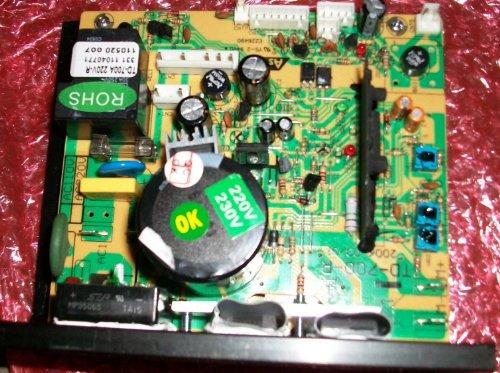 Circuit imprimé pour contrôle moteur tapis roulant/tapis de course: AsTek TD-700