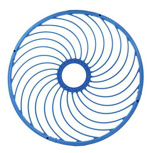 FEIXINGLUV Cast Net Fischernetz Zubehör Werkzeug Netzwerk Aluminium Ring Fang Fischernetze Hand Seil Ring - Cast Net Zubehör
