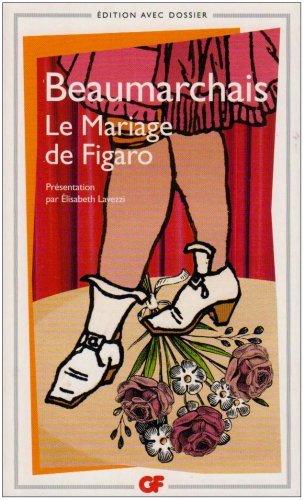 Le Mariage De Figaro by Pierre Augustin Caron de Beaumarchais (2008-12-01)