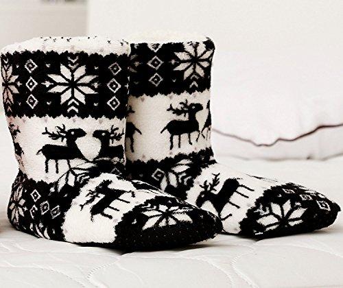 Haked, Pantofole Da Donna Nere