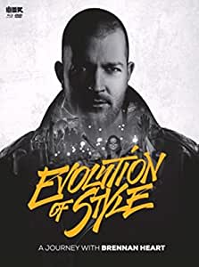 Brennan Heart - Evolution Of Style  (+ Blu-ray) (+ CD) [3 DVDs]