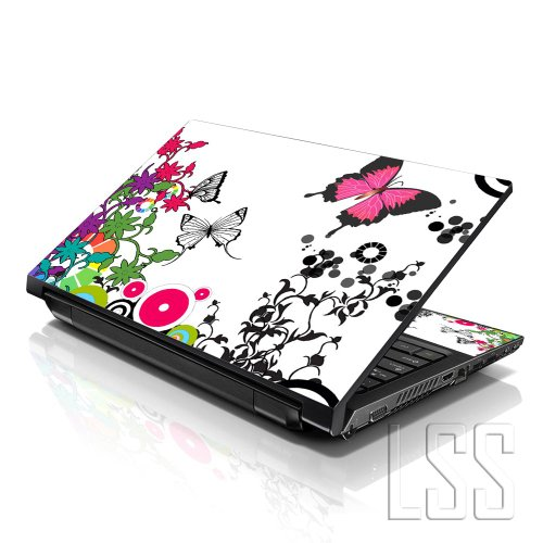 LSS 15 15.6 Pollici Laptop Notebook Skin Cover adesiva Decal Adatta per 13.3