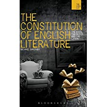 The Constitution of English Literature (Wish List)