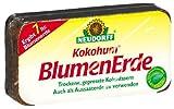 Neudorff Kokohum Blumenerde - 1 Brikett Ergibt 7 Liter torffreie Aussaat-Erde