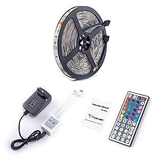 RGB 5050 LED Ring, 12 V RGB 5 m