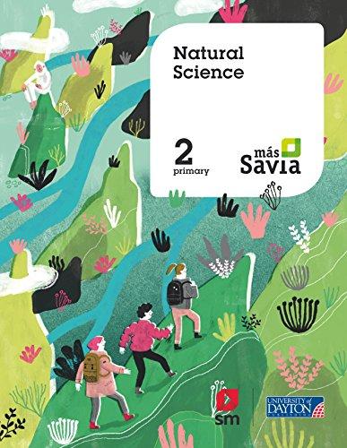 Natural science 2 Primary Más Savia