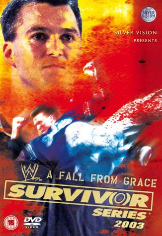 Produktbild WWE - Survivor Series 2003 [VHS] [UK Import]