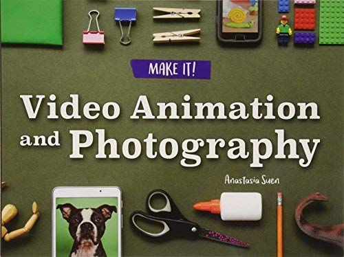 Video Animation and Photography (Make It!) (English Edition)