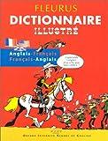 Image de Dictionnaire de Lucky Luke illustré, édition bilingue (français/anglais, anglais-français)